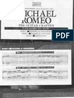 Michael Romeo - The Guitar Chapter