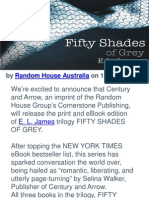 Breaking News - 50 Shades of Grey