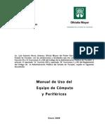 Manual Equipos Computo