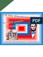 abcofabrahamlincoln-090622091610-phpapp01