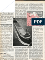 The Cruelest Month - Edmund Fitzgerald Newsweek, November 24, 1975