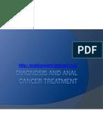 Anal Cancer Treatment