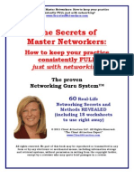 Secrets of Master Net Workers Manual 2011