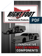 2012 Right Foot Performance Products Catalog