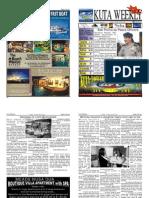 "Kuta Weekly-Edition 276 ""Bali""s Premier Weekly Newspaper"""
