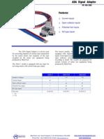 Testequipmentshop.com Auxiliary-Equipment TES-ADA Datasheet