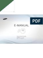 Samsung UA60D8000 Manual