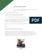 AVR Based 12v DC Motor Control
