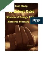 Dr Ouko Factfile