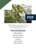 Sfaturi Pt. Obtinerea Culturilor Organice