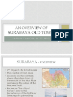 An Overview of Surabaya Old Town-Karolin-Chandra