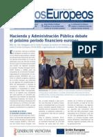Boletin Fondos Europeos nº2 Comunidad Valenciana