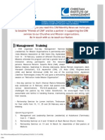 CIM Monthly Ministry Update (Mar 2012) PDF