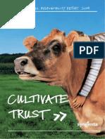 Contoh Report CSR2004 En