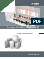 Handbook Displacement Ventilation Design Guide Booklet by PRICE