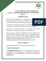 Desarrollo de Plc Didactico JAHS