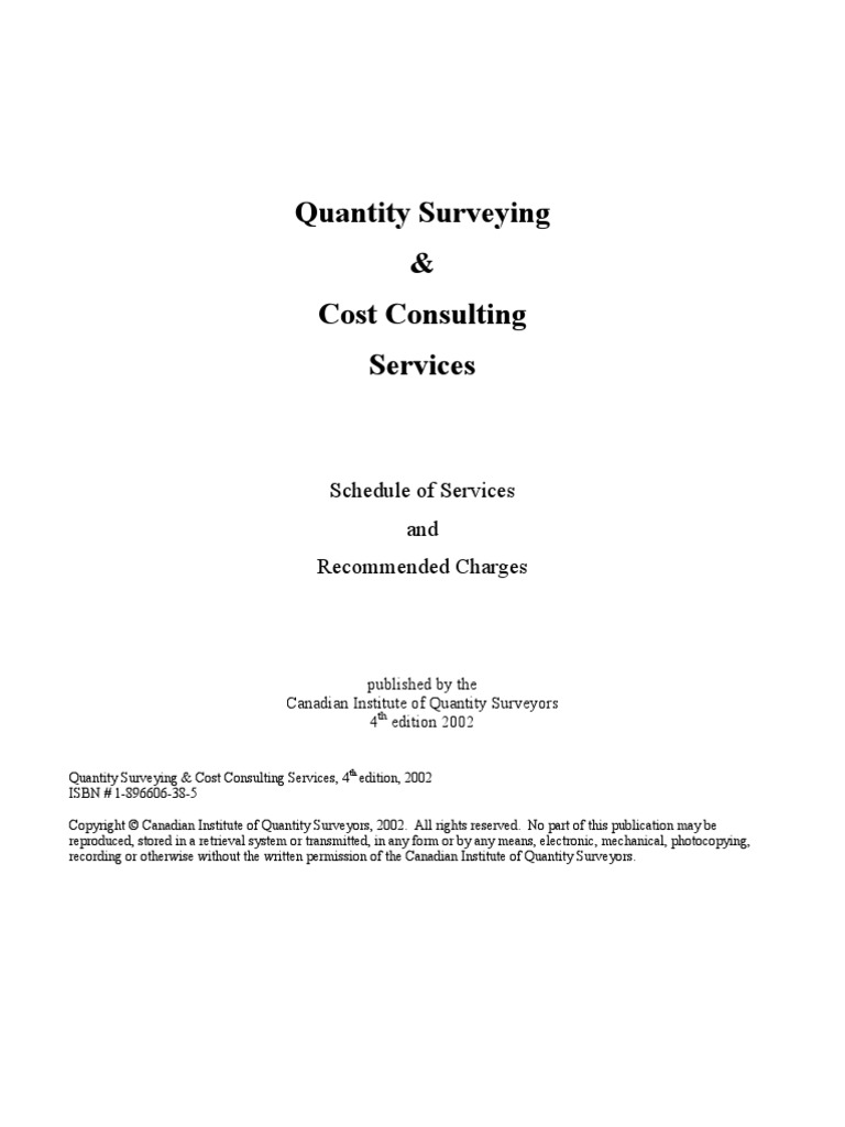 cost consulting 4th edition final