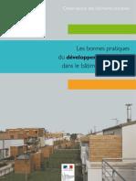 Les Bonnes Pratiques Du Developpement Durable-dhup-mail Cle29c91f