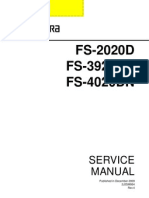 KYOCERA FS-2020D 3920DN 4020DN Service Manual Pages