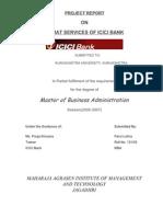 Demat Services of Icici Bank