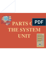 Parts of the System Unit