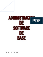 Admin is Trac Ion de Software de Base