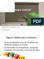 Palestra Android Unibratec 2012