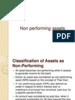 NPAs and Securitization
