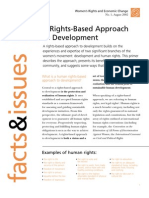 2002 RIghts-Based Approach to Development