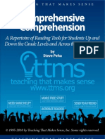 Ttms Flp Steve Peha Comprehensive Comprehension Packet (1)