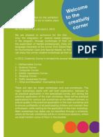 ADIBF 2012 - Creativity Corner Brochure (EN)