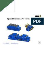 AMCA - Special Features APV-16-22 Enz Sm
