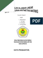 Aturan Invers Matriks-kelompok 3 MAT IV C
