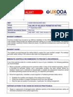 UKOOA_HSE Alert - Helideck Perimeter Nets