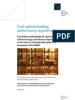 Cost Optimality-eceee Report