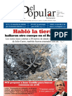El Popular N° 174 - 16/3/2012