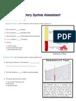 circulatory system assessment