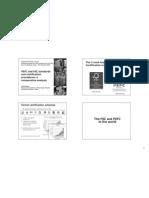 FSC PEFC Comparison