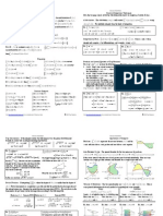 Calculus Cheat Sheet Integrals Reduced