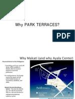 Why Park Terraces