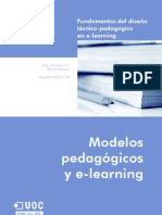 Modelos Pedagogicos Elearning