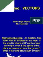Vectors Notes