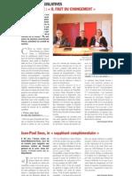 Article La Liberté du 16mars2012