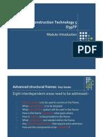 Construction Technology 3 & 4 Unit 1 2009_10 Pt2