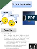 Conflict&Nego