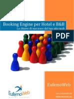 Scegliere un Booking Engine per piccoli Hotel, Bed & Breakfast, Affittacamere, Appartamenti e Agriturismi - EufemoWeb