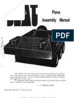 Mini-Skat 6-Wheel Plans Assembly