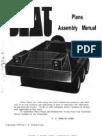Mini-Skat 6-Wheel Plans Assembly