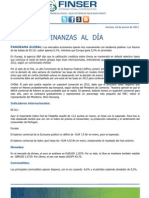 Finanzas al Día 16.03.12