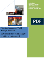 Stats Individual Project